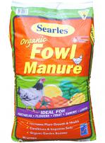 Searles Fowl Manure