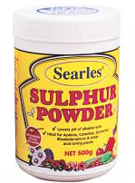 Searles Sulphur Powder
