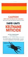 David Gray Kelthane Miticide 200ml