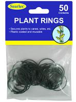 Searles Plant Rings Pack of 50pc