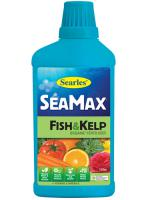 Searles Seamax Organic Fish & Kelp Fertiliser 1Lt