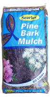 Searles Pine Bark Mulch 60Lt
