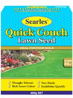 Searles Lawn Seed Quick Couch 400g