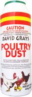 David Gray Poultry Dust 400g