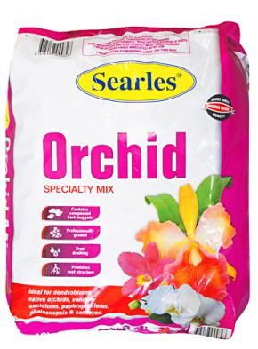 Searles Dendrobium & Orchid Mix 10Lt