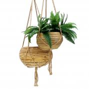 Cooya Basket Set 2 hanging baskets