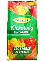 Searles Vegetable & Herb Organic Kickalong 4kg