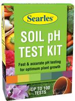 Searles pH Soil Test Kit