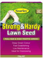 Searles Lawn Seed Strong & Hardy 750g