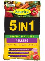 Searles 5IN1 Fertiliser Pellets 15kg