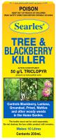 Searles Tree & Blackberry Killer 200ml