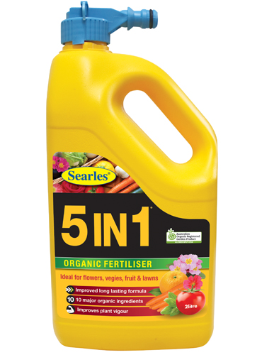 Searles 5IN1 Plus Hose on Liquid Fertiliser