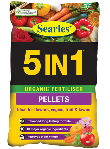 Searles 5IN1 Plant Food Pellets