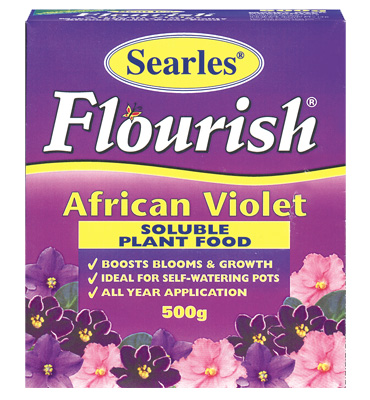 Searles Flourish African Violet Soluble Plant Food