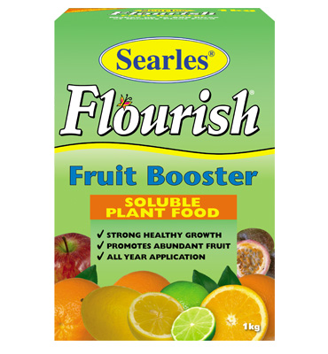 Searles Flourish Fruit Booster Soluble Plant Food