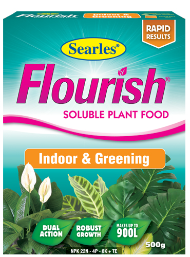 Searles Flourish Green & Growth Soluble Plant Food