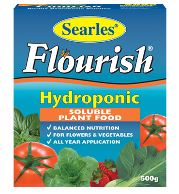 Searles Flourish Hydroponic Soluble Plant Food