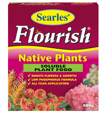 Searles Flourish Native Plants Soluble Plant Food