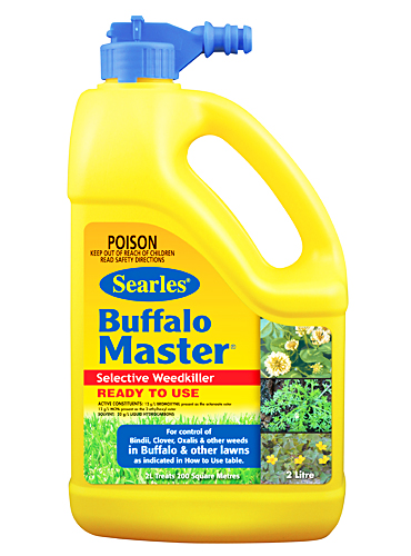 Searles Buffalo Master Selective Weedkiller Hose On