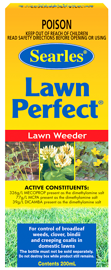 Searles Lawn Perfect Lawn Weeder